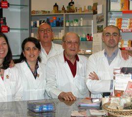 Uranio Perbellini, il farmacista più anziano di Pescara e provincia